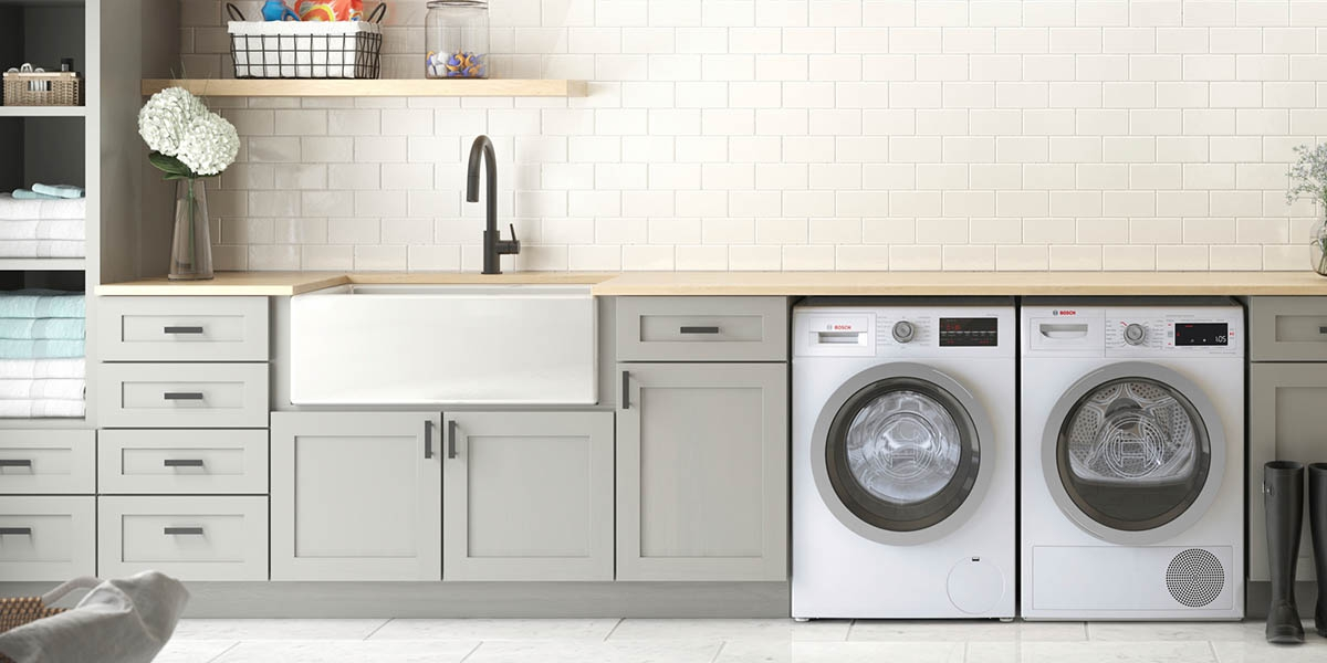 renovate a laundry room in 9 steps