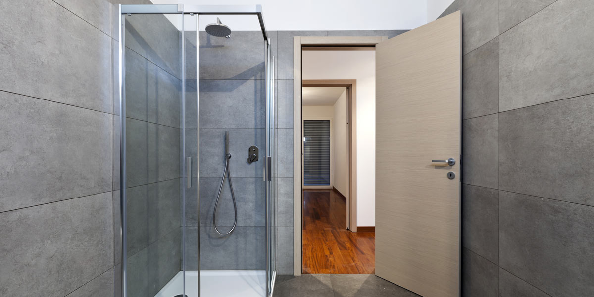 how to demo a shower in 6 steps