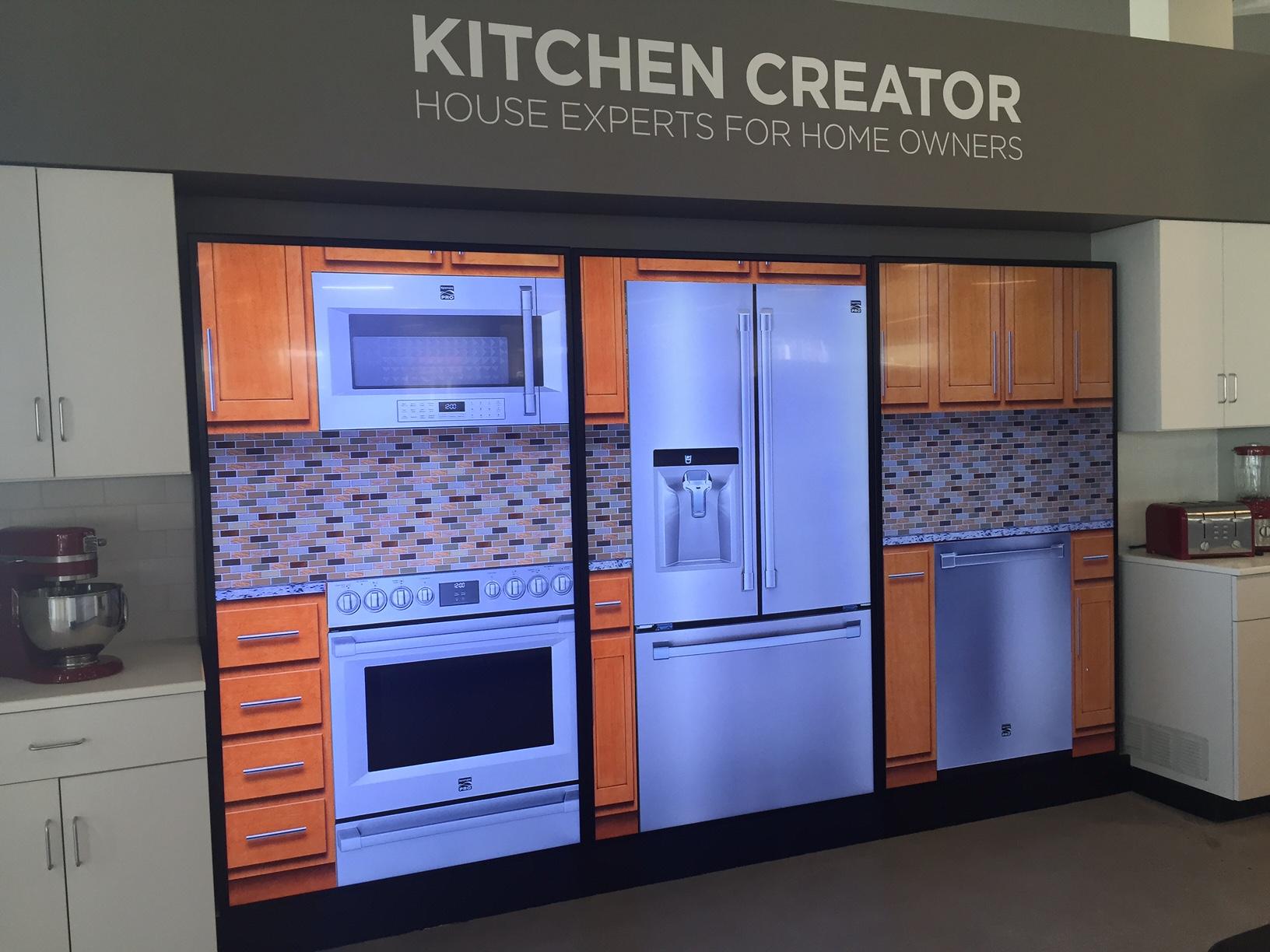 Charming Sears Kitchen Creator