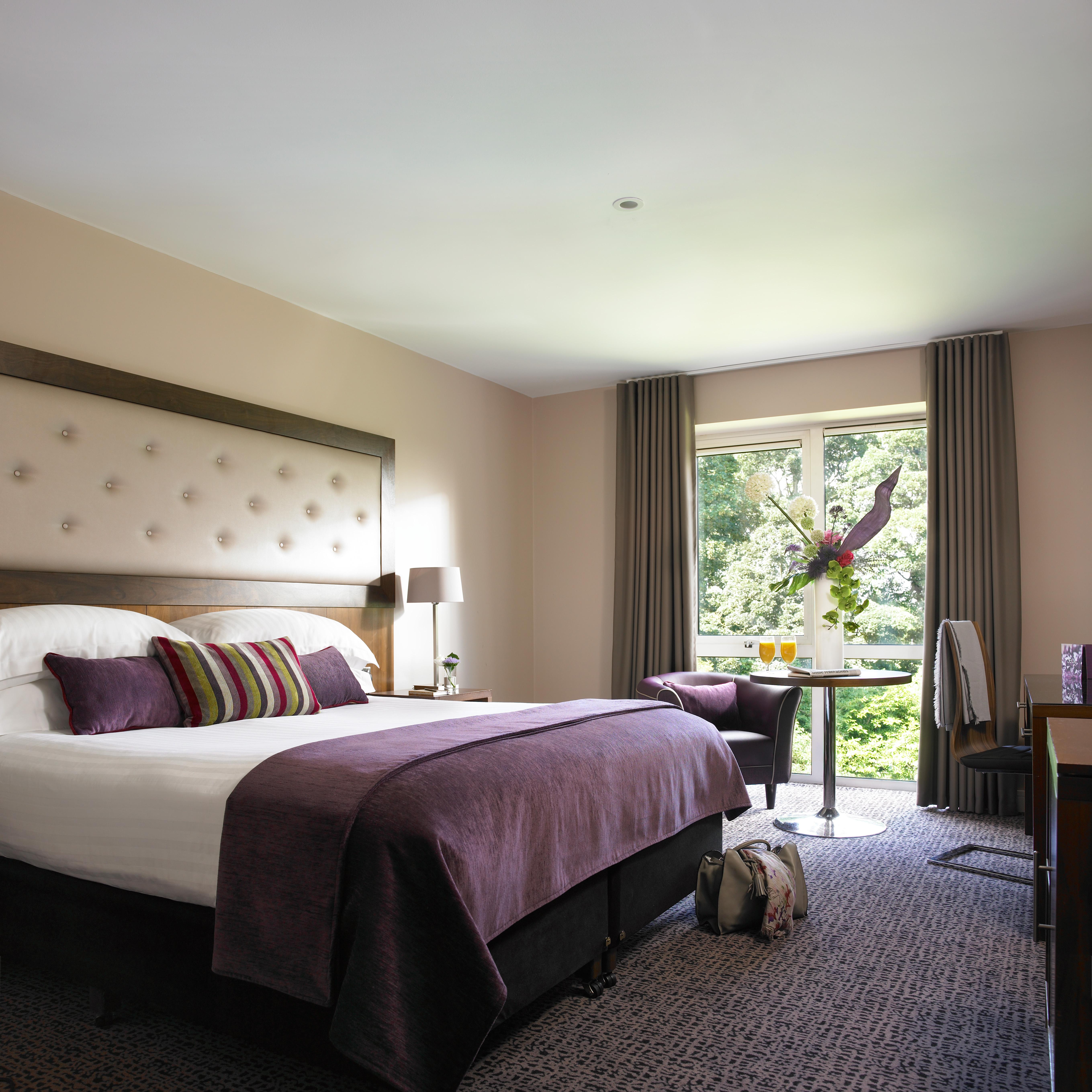 Deluxe Hotel Rooms near Dublin  Dunboyne Castle Hotel  Spa
