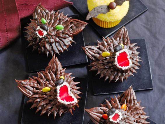 Recipe: Werewolf Cupcakes   Duncan Hines Canada\u00ae