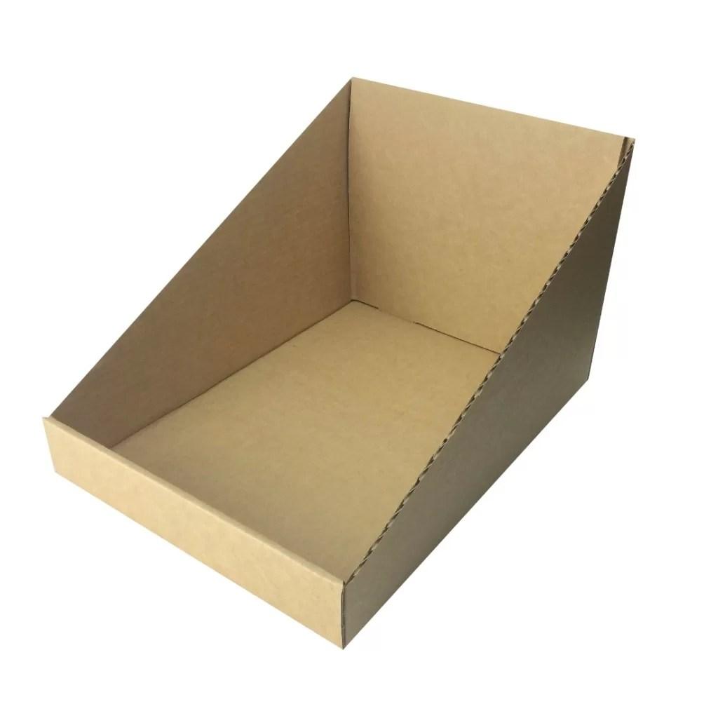 Counter Display Box  Not Printed  Duncan Packaging