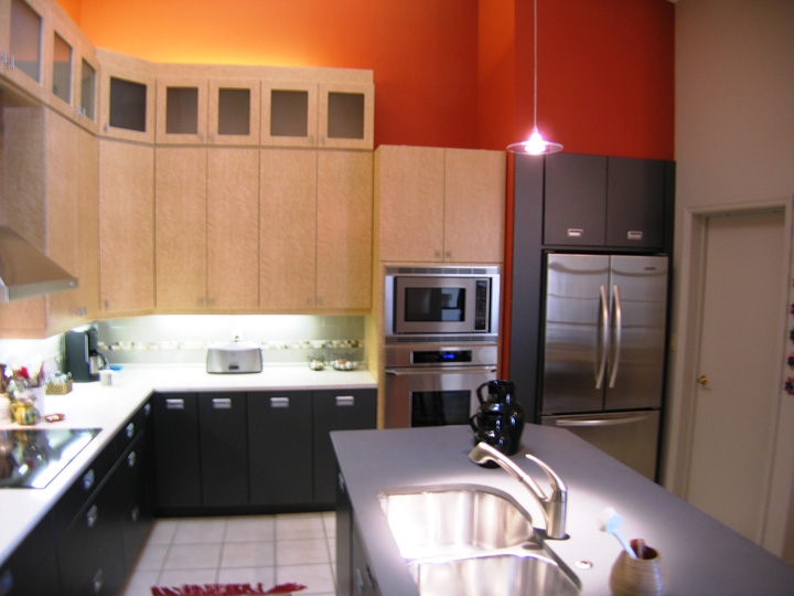 Sensational Sunrise  Kitchen Remodel  Sarasota  Duncan