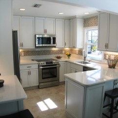 Maple Countertops Kitchen Remodeling Baltimore Design Gallery | White & Wonderful Duncans ...