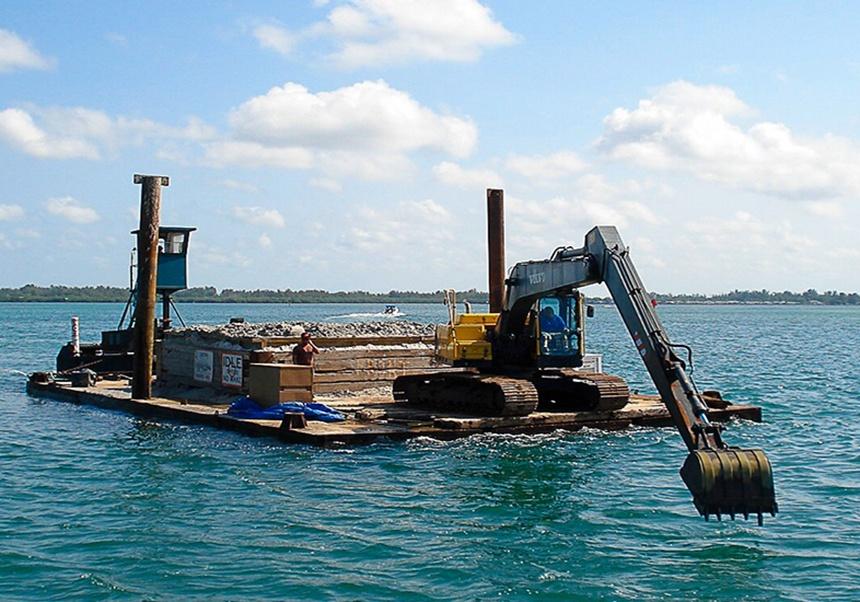 Dunan Seawall Dredging Services In Southwest Florida