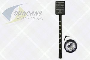 Micro Electronic Bagpipes