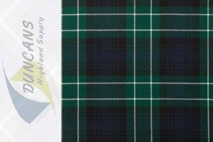 ABERCROMBIE MODERN LIGHT WEIGHT TARTAN FABRIC