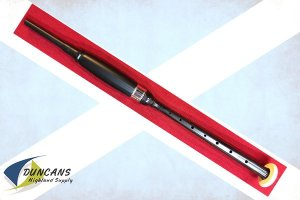 MacRae Blackwood Practice Chanter with Beaded Alloy Ferrule