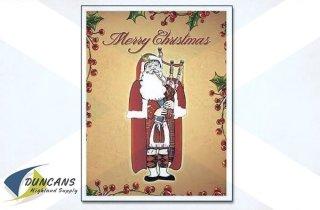 Piper Santa Note Cards