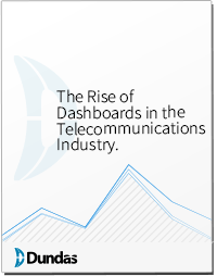 The Rise of Dashboards in the Telecommunications Industry