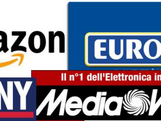 Trony amazon euronics