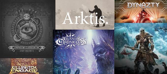 Consiglio album metal 2016