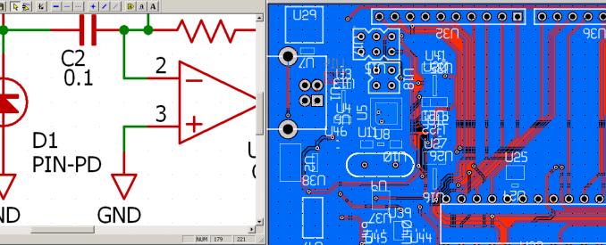 10 programmi gratuiti per disegnare circuiti stampati pcb for Programmi di progettazione