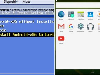 Come installare android su pc con virtualbox