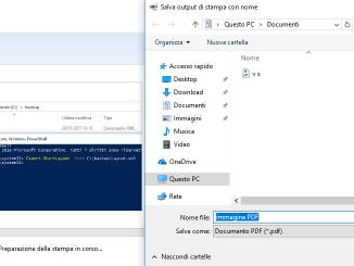 Immagine pdf windows 10