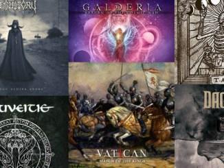 Quali nuovi album metal da ascoltare nel 2017 parte 9