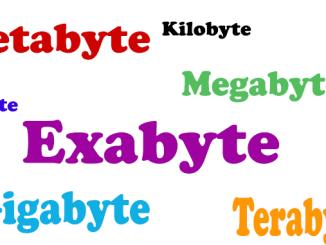 Terabyte gigabyte e petabyte quanto sono grandi