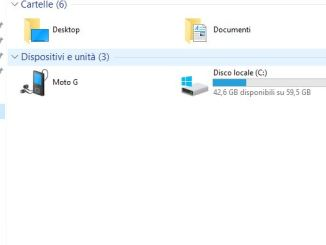 Windows 10 come disabilitare rimuovere e nascondere onedrive