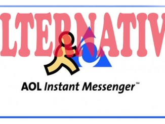 Alternative ad aol instant messenger