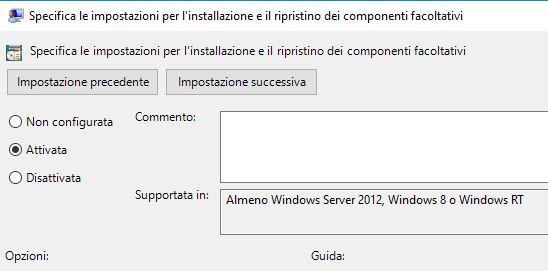 SOLUZIONE ERRORE: Windows non è in grado di completare le