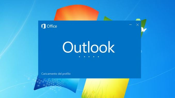 Impossibile avviare microsoft office outlook