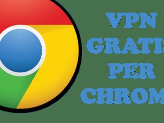 5 migliori estensioni vpn gratuite per il browser chrome