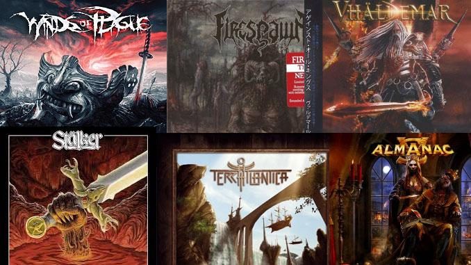 I migliori album metal del 2017 da ascoltare parte 13