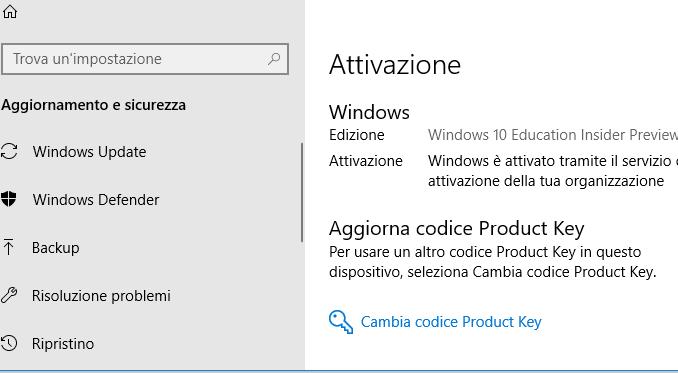 Attivazione di windows 8 e 10 errore 0xc004f012 0xc004f074