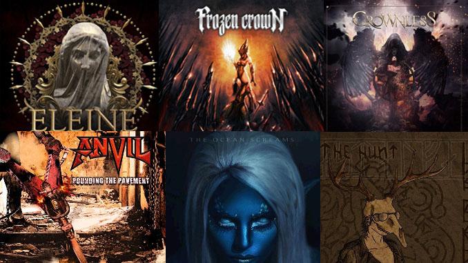 I migliori album metal del 2018 da ascoltare