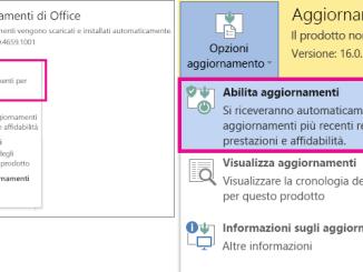 Microsoft office errore attivazione