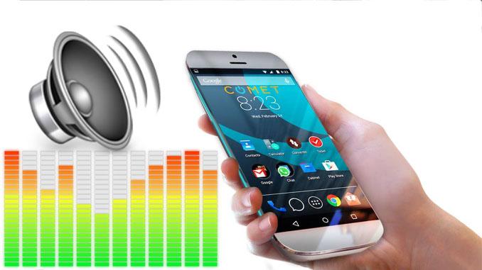 App per aumentare il volume dello smartphone