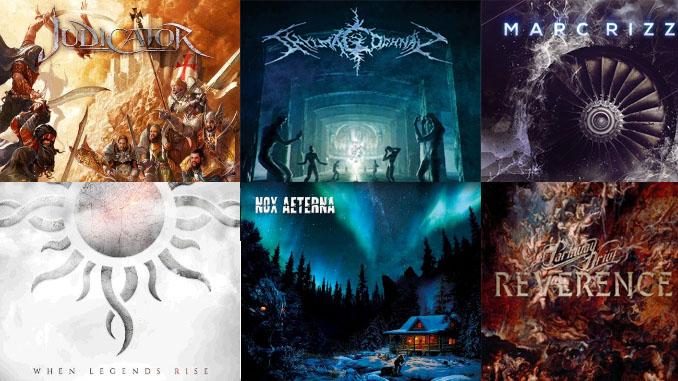 I migliori album metal del 2018 da ascoltare 4