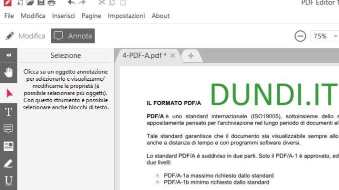 Icecream pdf editor alternativa gratuita ad adobe acrobat pro per windows