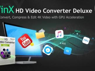 Converti e comprimi video 4k con winx hd video converter deluxe