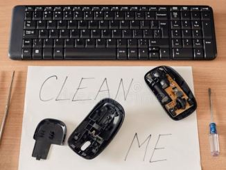 Mouse e tastiera non funzionanti su windows 10
