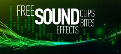 Dove trovare effetti sonori in alta qualità