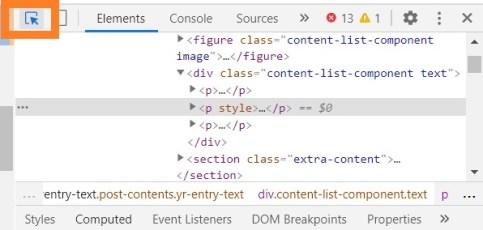 Come analizzare caratteri in una pagina web