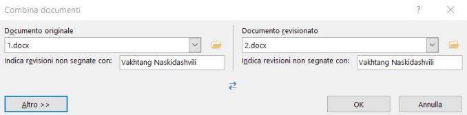 """Come usare la funzione """"Revisioni"""" di Microsoft Word"""