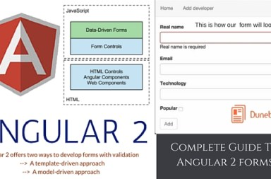 The completeGuide To Angularjs 2 forms