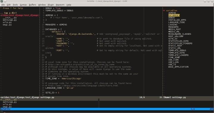 Web development IDE