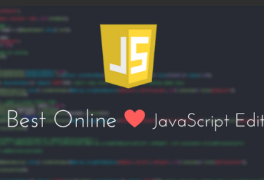 5 best online JavaScript editor for web developers