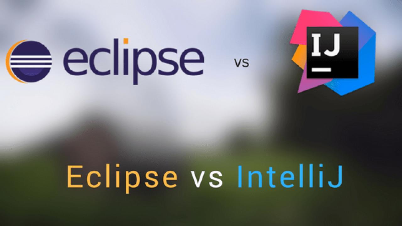 IntelliJ vs Eclipse - you should choose the best | Dunebook