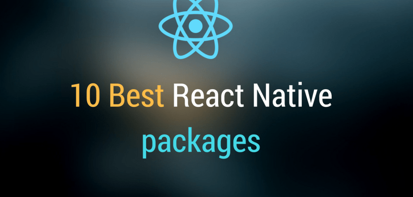 10 Best React Native packages