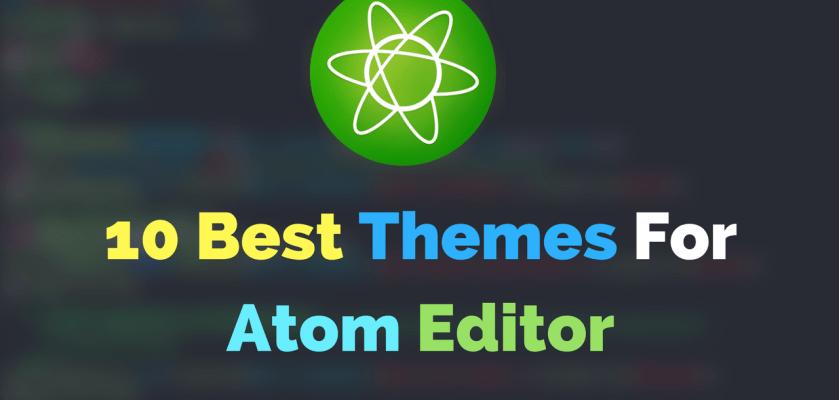 atom themes
