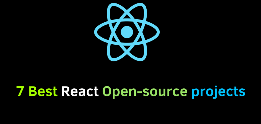 react opensource projects