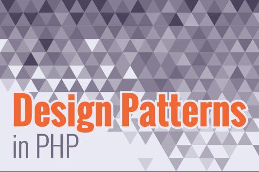 Php opensource project design patterns