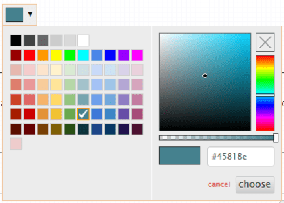 Js color picker