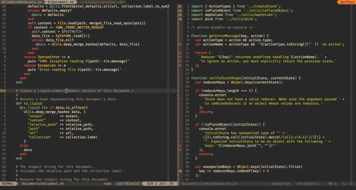 gruvbox emacs theme