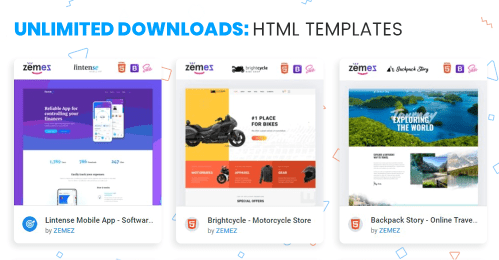Website Themes Unlimited Access