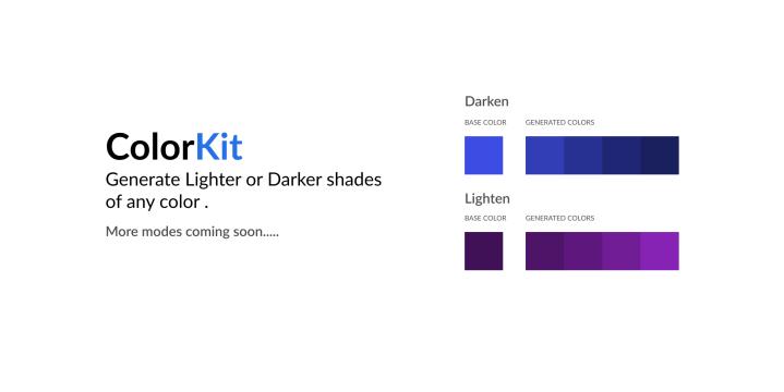 Color Kit Plugin